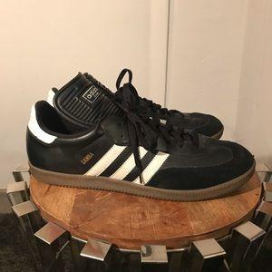 Adidas Samba Classic Soccer Shoes 12.5 Sneakers